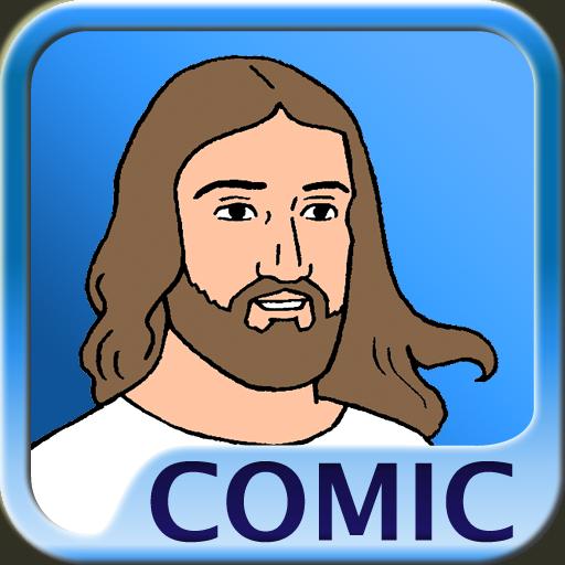 Biblia en cómic - Nuevo Testamento