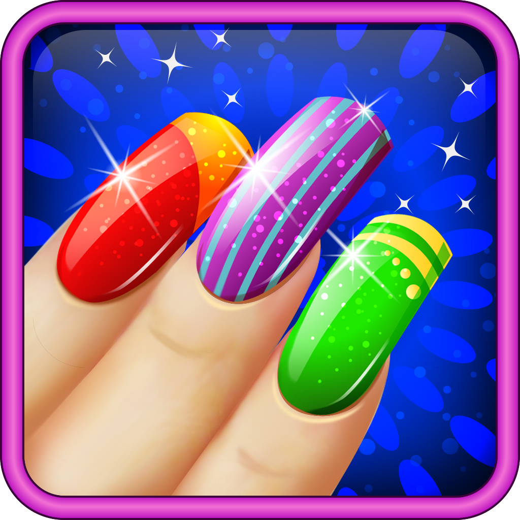 Nail art manicure design beauty salon studio free games for nail art manicure design beauty salon studio free games for girls solutioingenieria Gallery